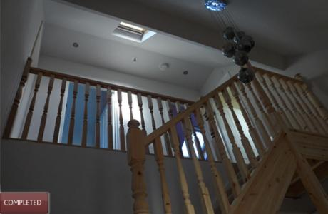 Loft Conversion, Burton